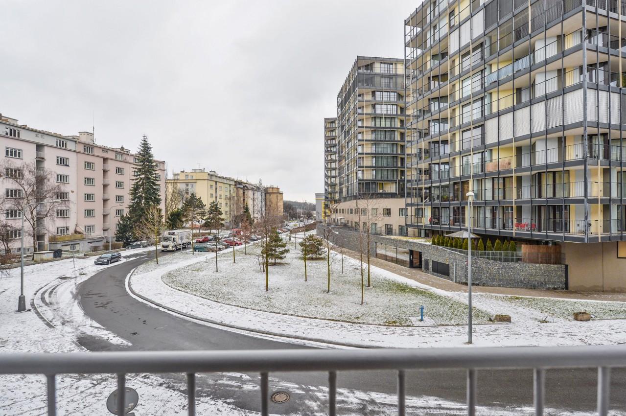 Útulný byt u parku Parukářka