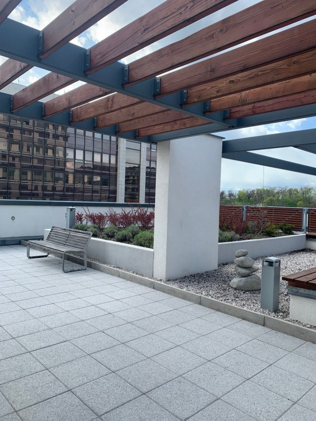 Moderní byt v Garden Towers