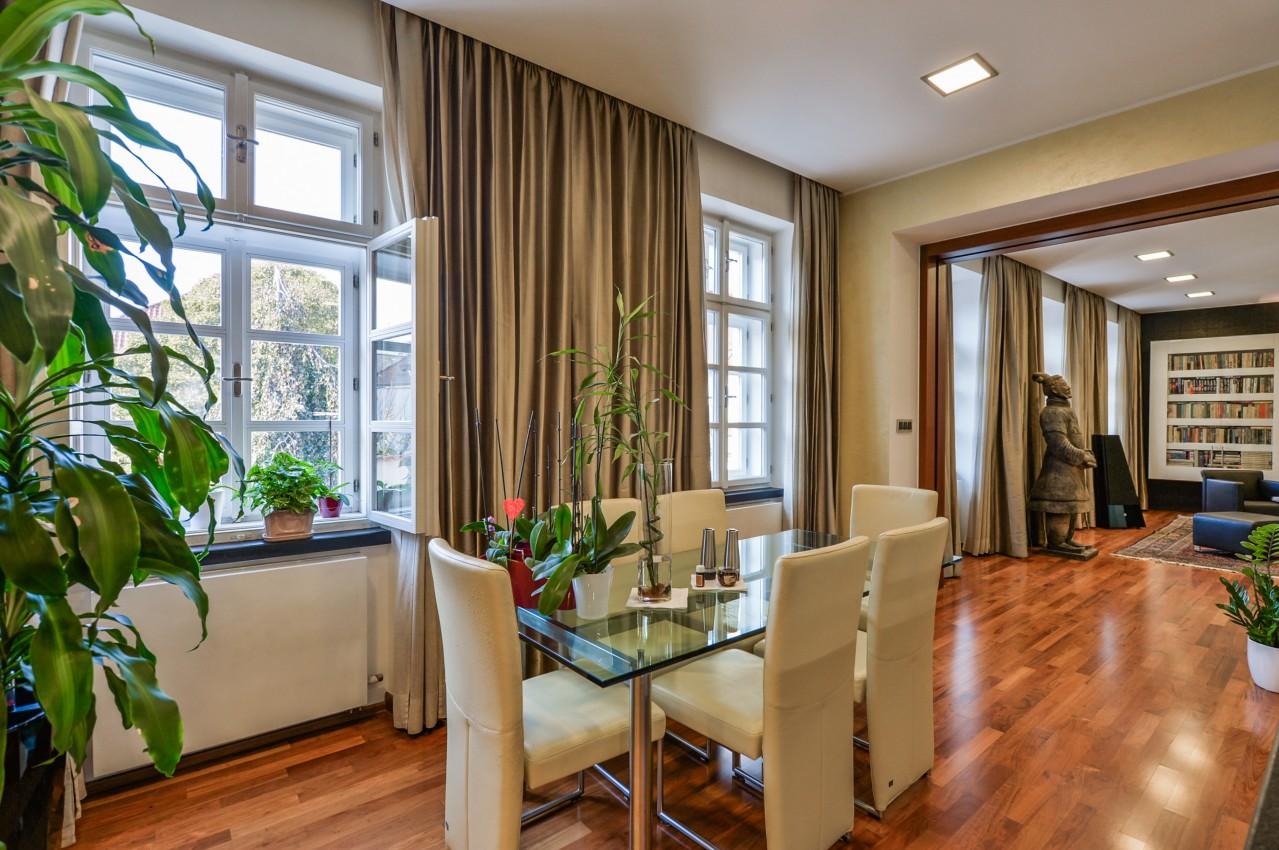Luxusní byt v historické Malé Straně