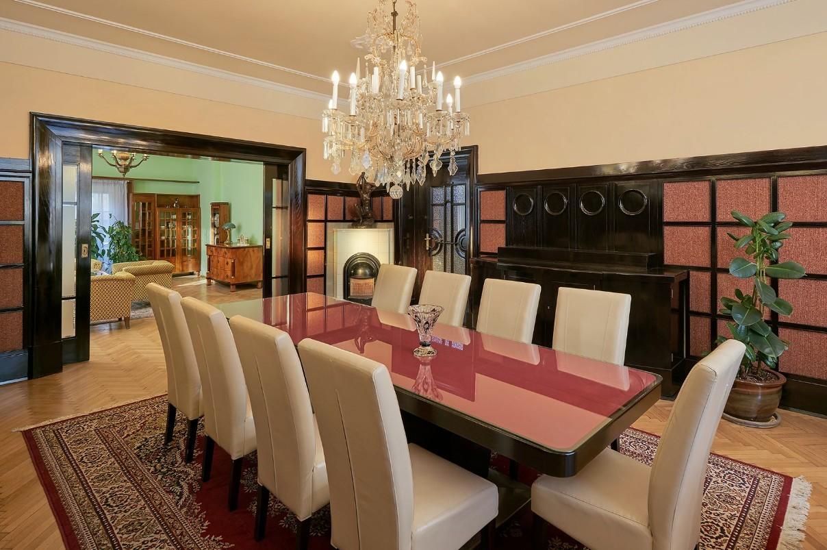 Rezidence ideální pro diplomatickou misi