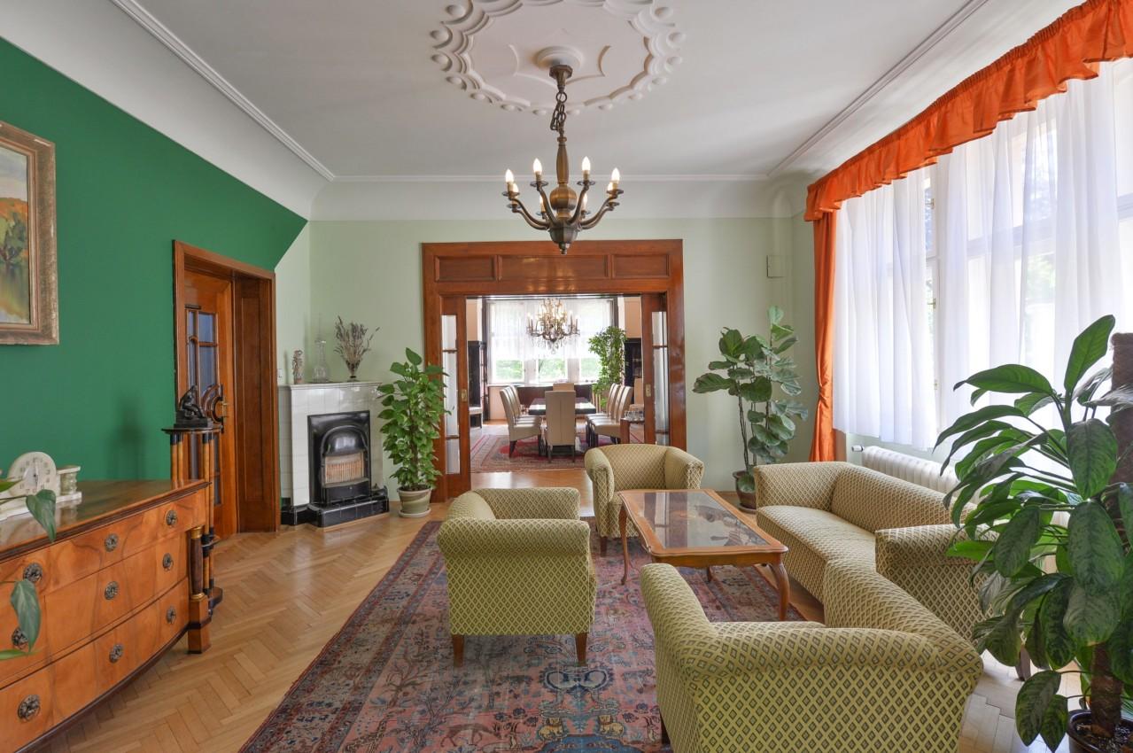 Vila ředitelů v Bubenči