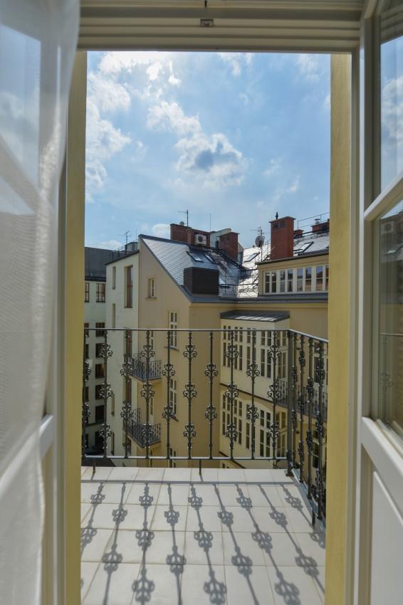 Luxusní bydlení na Starém Městě Praha 1