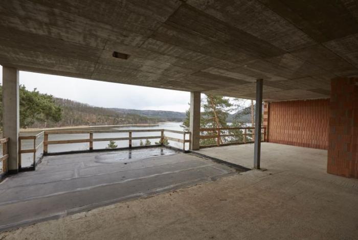 Luxusní residence s výhledem na Máchovo jezero