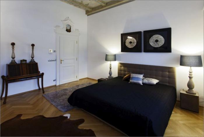 Luxusní byt s výhledem na Kampu