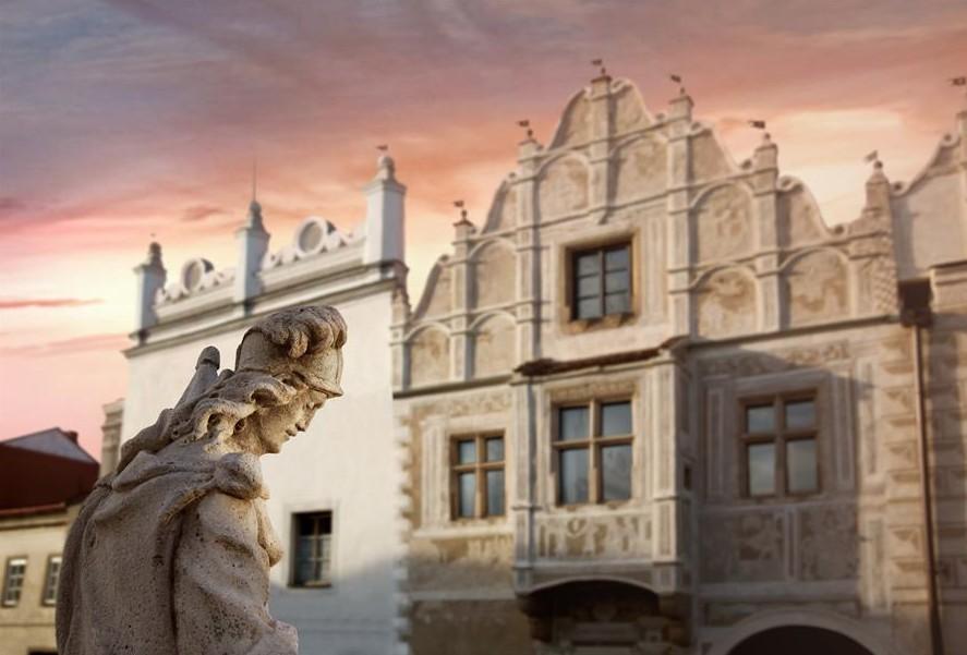 Perla Slavonic je slavný Fárův dům